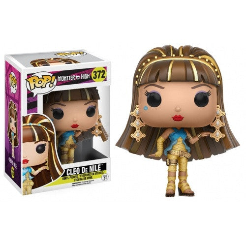 Buy Pop! Monster High - Cleo De Nile and more Great Funko & POP! Products at 401 Games