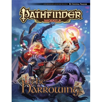 Buy Pathfinder - Module - The Harrowing and more Great RPG Products at 401 Games