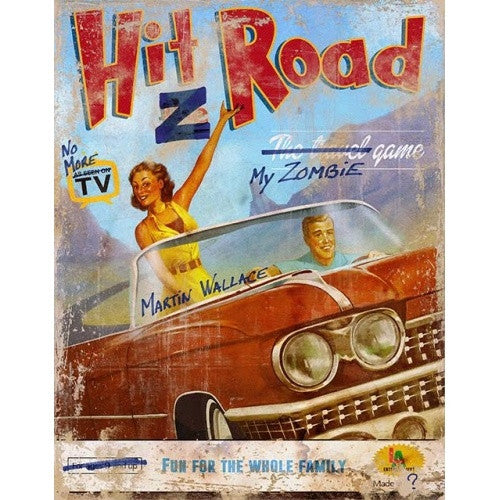 Hit Z Road - 401 Games