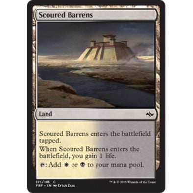 Scoured Barrens (FRF) available at 401 Games Canada