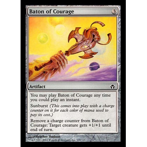 Baton of Courage - 401 Games