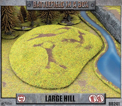 Battlefield in a Box - Large Hill available at 401 Games Canada