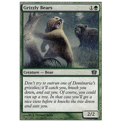 Grizzly Bears - 401 Games