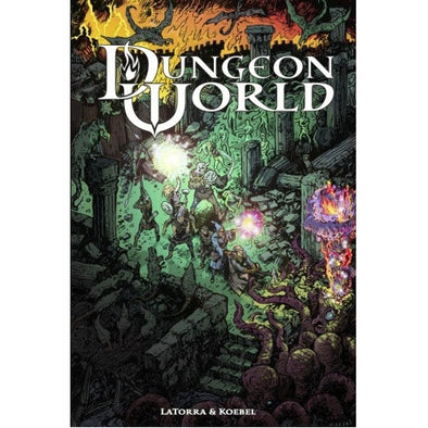 Apocalypse - Dungeon World - Core Rulebook - 401 Games