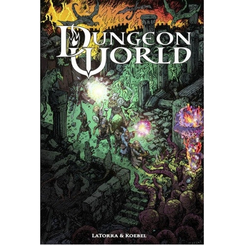 Buy Apocalypse - Dungeon World - Core Rulebook and more Great RPG Products at 401 Games