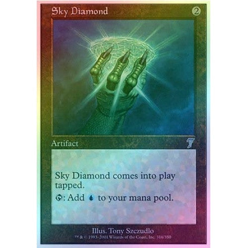 Sky Diamond (Foil) available at 401 Games Canada