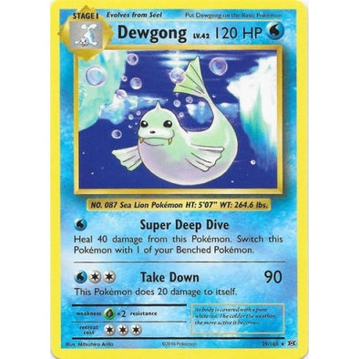 Buy Dewgong - 29/108 and more Great Pokemon Products at 401 Games