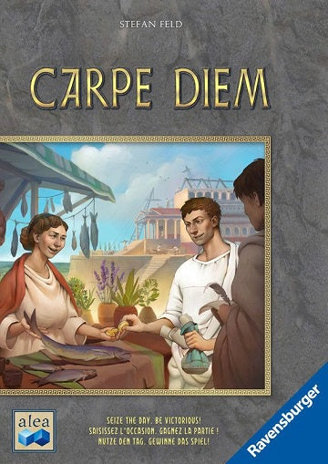 Buy Carpe Diem and more Great Board Games Products at 401 Games