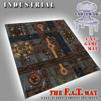 F.A.T. Mats - 4x4 - Industrial available at 401 Games Canada