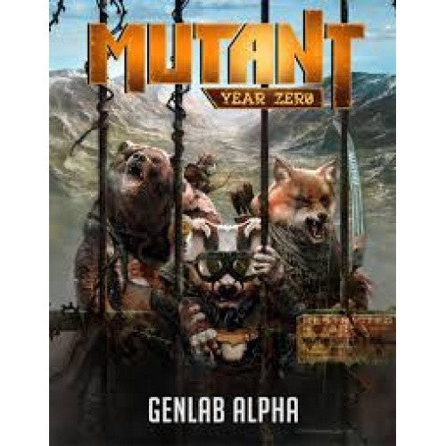 Mutant Year Zero: Genlab Alpha - 401 Games