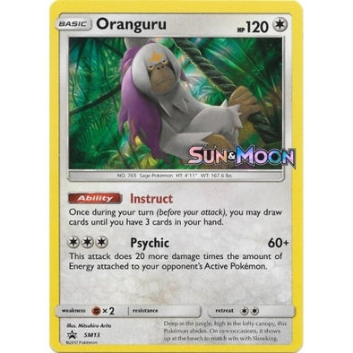 Buy Oranguru - SM13 and more Great Pokemon Products at 401 Games