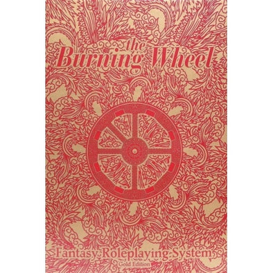 Burning Wheel - Gold Edition - Core Rulebook - 401 Games