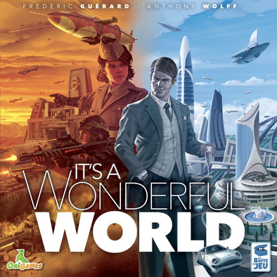 It's a Wonderful World available at 401 Games Canada