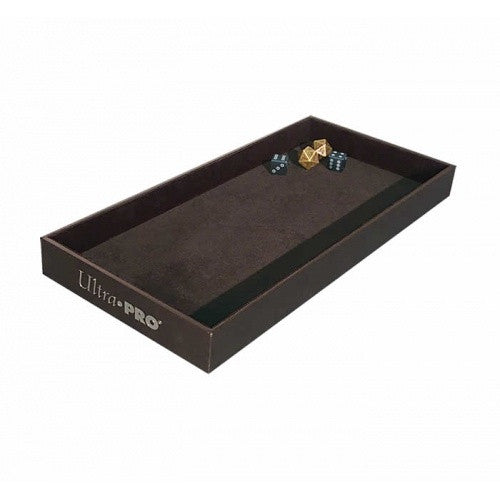 Ultra Pro - Dice Tray - Velvet Lined Tray - 401 Games