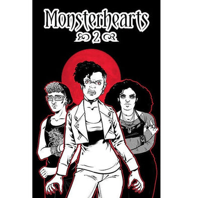 Buy Apocalypse - Monsterhearts 2 Edition - Core Rulebook (Softcover) and more Great RPG Products at 401 Games