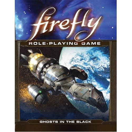 Firefly - Ghosts in the Black available at 401 Games Canada