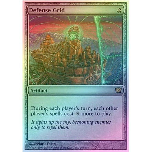 Defense Grid (Foil) available at 401 Games Canada