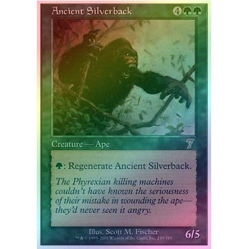 Ancient Silverback (Foil) - 401 Games