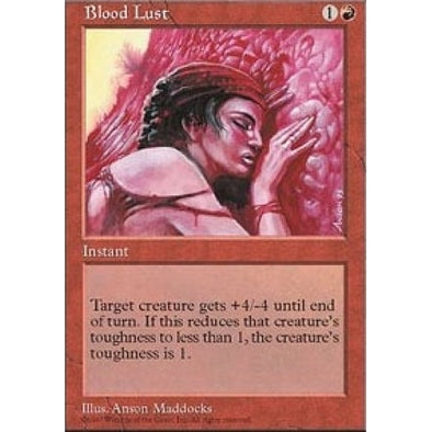 Blood Lust - 401 Games