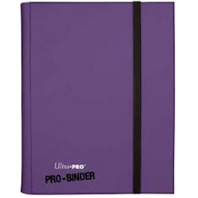 Buy Ultra Pro - Binder 9 Pocket - Sideloading - Purple and more Great Sleeves & Supplies Products at 401 Games