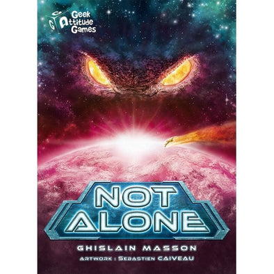 Buy Not Alone and more Great Board Games Products at 401 Games