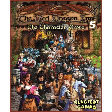Red Dragon Inn - 5 - The Character Trove - 401 Games