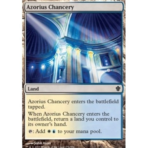 Azorius Chancery (C13) available at 401 Games Canada