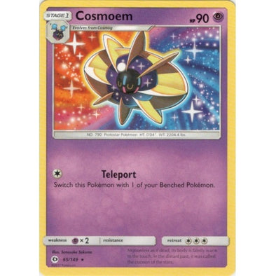 Buy Cosmoem - 65/149 and more Great Pokemon Products at 401 Games