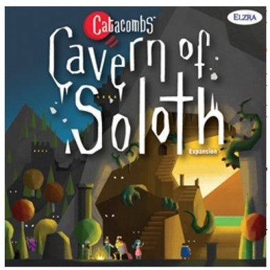 Buy Catacombs - Third Edition - Cavern of Soloth and more Great Board Games Products at 401 Games