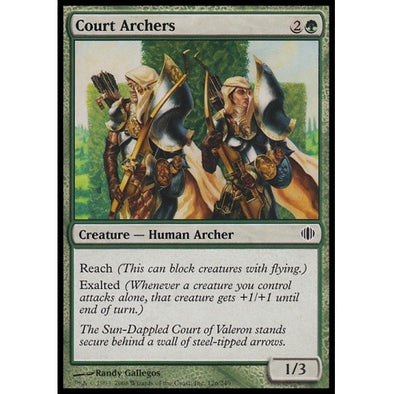 Court Archers (ALA) available at 401 Games Canada