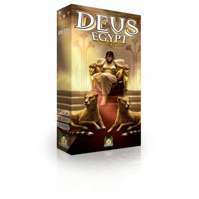 Buy Deus - Egypt and more Great Board Games Products at 401 Games