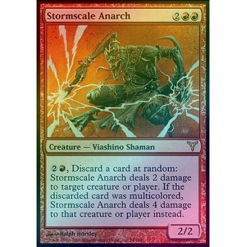Stormscale Anarch (Foil) (DIS) - 401 Games