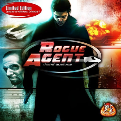 Buy Rogue Agent and more Great Board Games Products at 401 Games