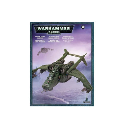 Warhammer 40,000 - Astra Milatarum - Valkyrie available at 401 Games Canada