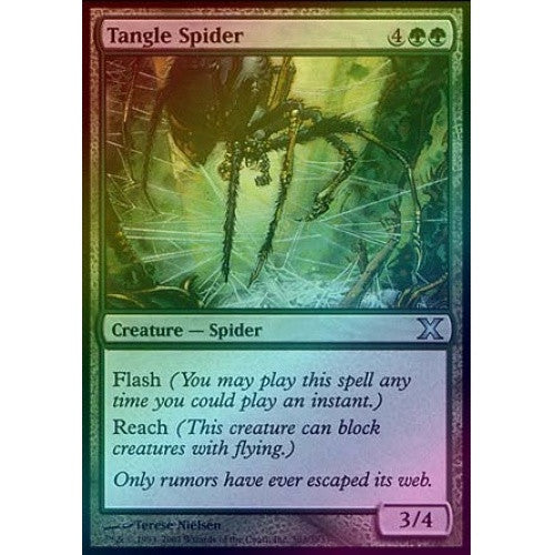 Tangle Spider (Foil) - 401 Games