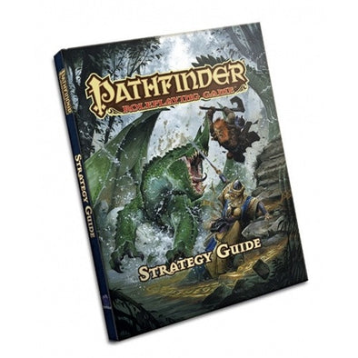 Pathfinder - Book - Strategy Guide - 401 Games