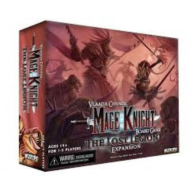 Mage Knight - The Lost Legion Expansion - 401 Games