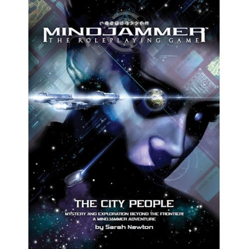 Fate - MindJammer - The City People - 401 Games