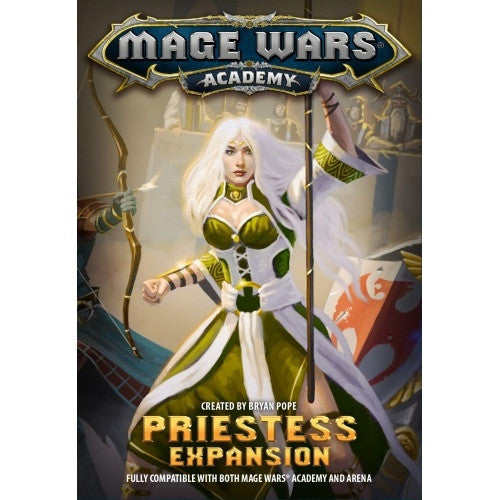 Mage Wars Academy - Priestess Expansion - 401 Games