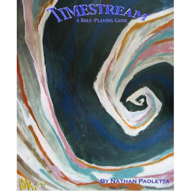 Timestream - Core Rulebook - 401 Games