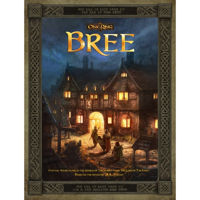 Buy The One Ring - Bree and more Great RPG Products at 401 Games