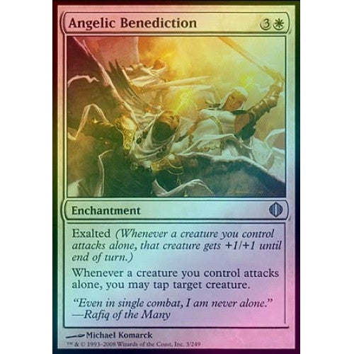 Angelic Benediction (Foil) (ALA) available at 401 Games Canada