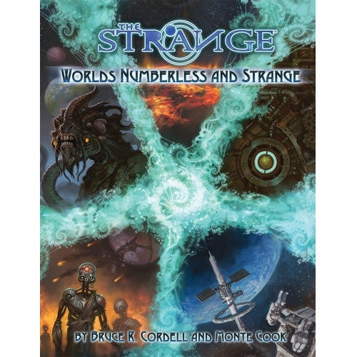 Buy The Strange - Worlds Numberless and Strange and more Great RPG Products at 401 Games
