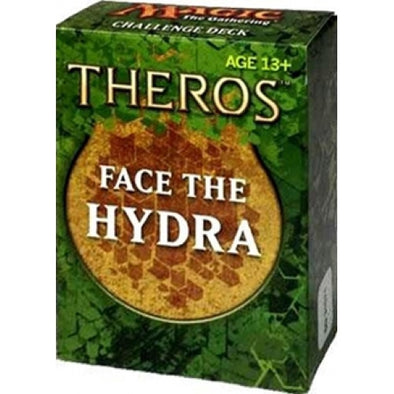 MTG - Theros Challenge Deck - Face the Hydra - 401 Games