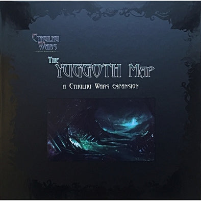 Cthulhu Wars - The Yuggoth Map (Pre-Order) - 401 Games