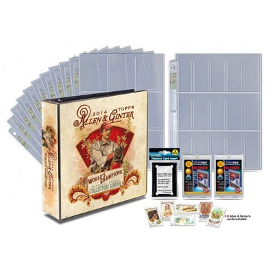 Buy Ultra Pro - Supply Collection - Allen and Ginter Collector Set and more Great Sleeves & Supplies Products at 401 Games