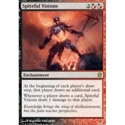 Spiteful Visions (C13) available at 401 Games Canada
