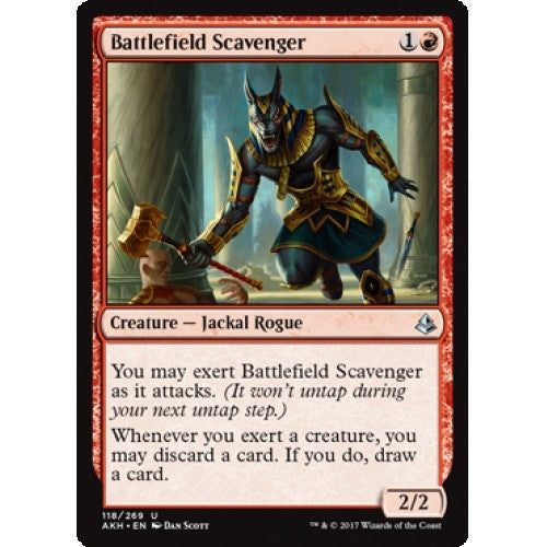 Battlefield Scavenger (AKH) available at 401 Games Canada