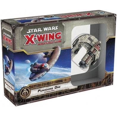 Buy X-Wing - Star Wars Miniature Game - Punishing One and more Great Board Games Products at 401 Games