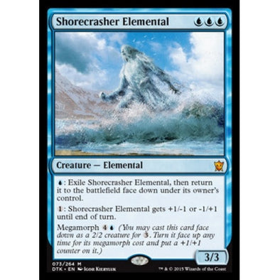 Shorecrasher Elemental (DTK) - 401 Games